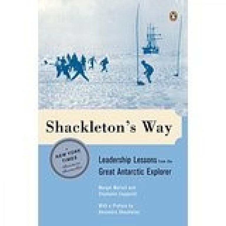 Shakelton's way
